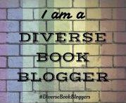 I am a Diverse Book Blogger - #DiverseBookBloggers