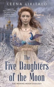 The Five Daughters of the Moon cover