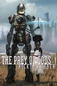Prey of Gods cover