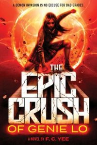 The Epic Crush of Genie Lo cover