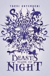 Beasts Made of Night cover