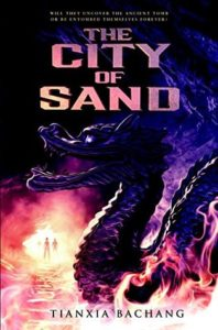 The City of Sand cover