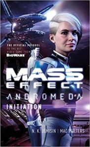 Mass Effect Andromeda: Initiation cover