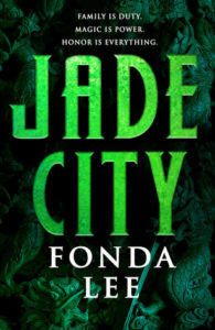 Jade City cover