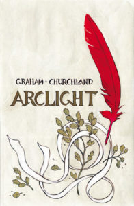 Arclight TPB cover