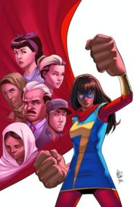 Ms. Marvel: Mecca cover