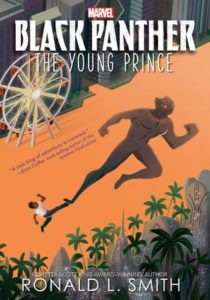 Black Panther: The Young Prince cover