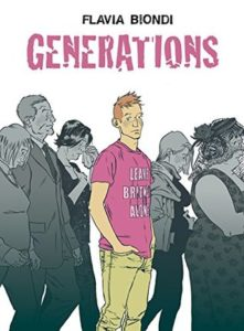 Generations cover