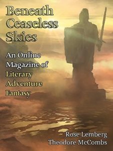 Beneath Ceaseless Skies #229 cover