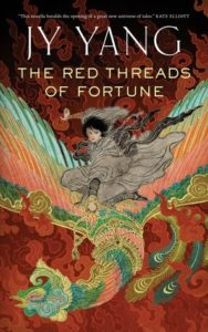 The Red Threads of Fortune cover